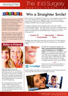 The Old Surgery Newsletter Spring 2015
