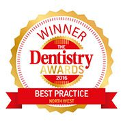 The Dentistry Awards Winner of Best Patient North West