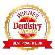 The Dentistry Awards Winner of Best Patient UK