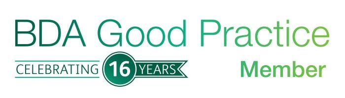 Celebrating 16 Years as a BDA Good Practice Member