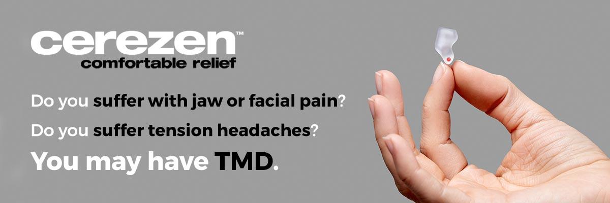 Cerezen Jaw Pain Relief